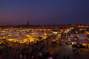 Plaza Jamaa el Fna.